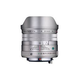 Pentax FA 31mm F/1.8 LTD Camera Lens - Silver (20280)