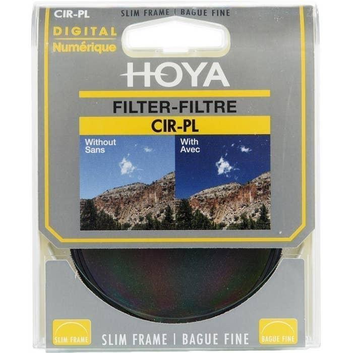 Hoya Circular Polarising 82mm Filter