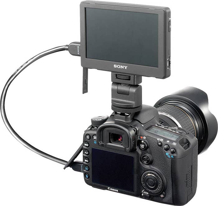 Sony CLM-V55 Portable Video Monitor