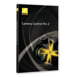 Nikon Camera Control Pro Software 2  -  VSA56401  -  (Boxed Version)
