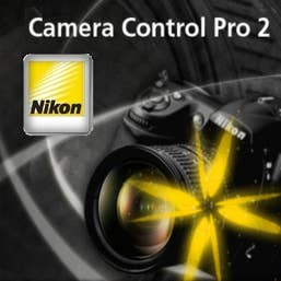 Nikon Camera Control Pro Software 2 -  Upgrade  -  (Boxed Version)  -  VSA56407