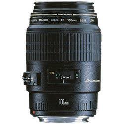 Canon EF 100mm f/2.8 Macro USM   (EF10028U)