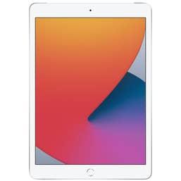 Apple iPad 128GB Wi-Fi  plus Cellular - Silver (8th Gen)