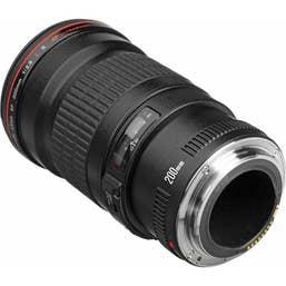 Canon EF 200mm f/2.8L II USM Camera Lens
