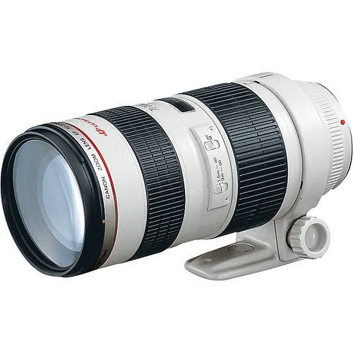 Canon EF 70-200mm f/2.8L USM Camera Lens