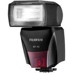 Fujifilm EF-42 Shoe Mount Flash for FUJIFILM Cameras