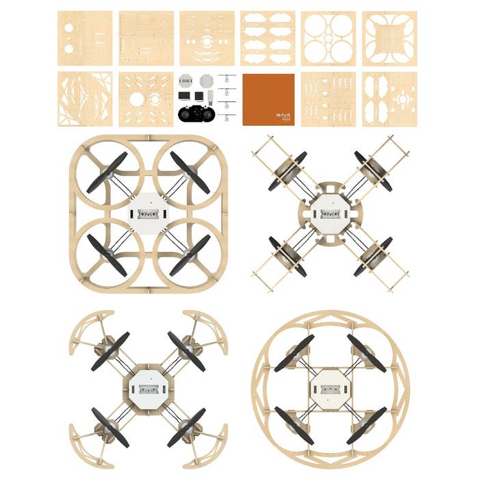 Airwood 4 in 1 Drone Kit