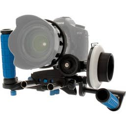 RedRock Captain Stubling DSLR Hybrid Camera Rig