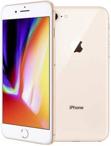 Renewed iPhone 8 64GB (Gold) Excellent Condition (B+)