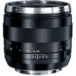Zeiss Makro-Planar T* 50mm f/2.0 ZE - Canon Mount