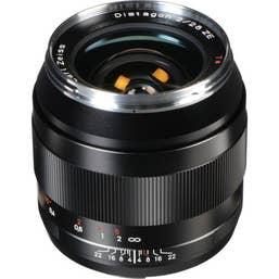 Zeiss Distagon T* 28mm f/2.0 ZE - Canon Mount