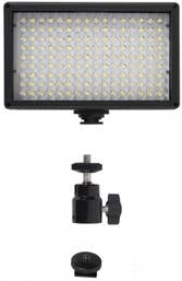 Glanz LED 144AS Constant Video Light    (VA LED144AS)