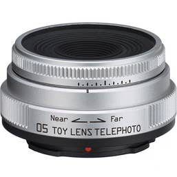 Pentax 18mm F8 Toy Lens Telephoto for Pentax Q