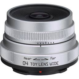 Pentax 6.3mm F7.1 Toy Wide-Angle Lens for Pentax Q
