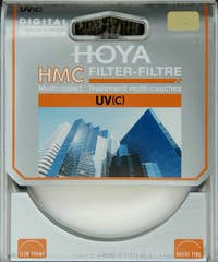 Hoya Ultra Violet HMC Standard Filter - UV 37mm