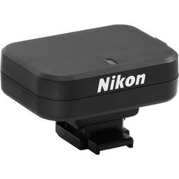Nikon GP-N100 GPS Unit for Nikon 1 V1 - Black