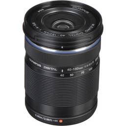 Olympus M.Zuiko Digital ED 40-150mm f/4.0-5.6 R (black)