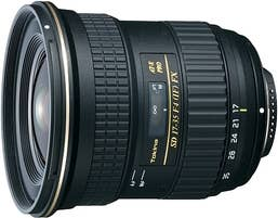 Tokina AT-X 17-35mm F4 PRO FX Lens for Canon Mount