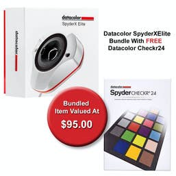 Datacolor SpyderXElite with SpyderCheckr 24 Bundle