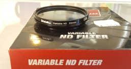 Inca Pro 52mm Variable Neutral Density Filter