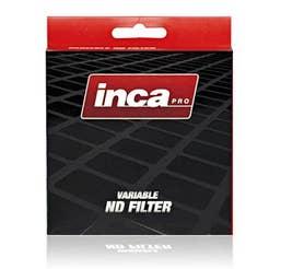Inca Pro 62mm Variable Neutral Density Filter