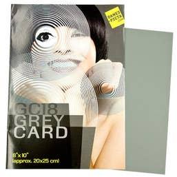 Danes-Picta GC18 Grey Card
