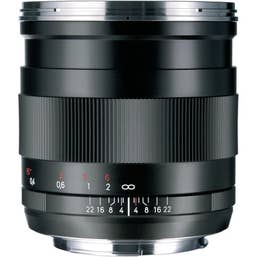 Zeiss Distagon T* 25mm F/2 ZE - Canon Mount