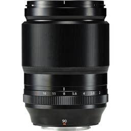 Fujifilm Fujinon XF 90mm F2.0 R LM WR Lens (74584)