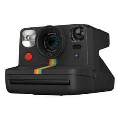 Polaroid Now + Black