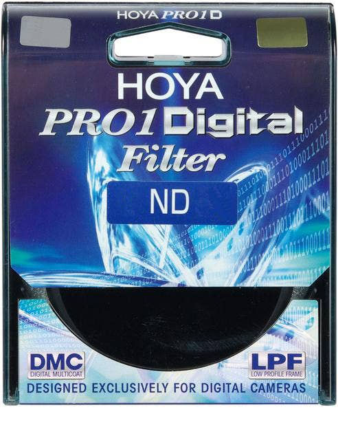 Hoya 67mm ND4 Pro1D DMC Filter