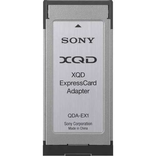 Sony QDA-EX1 XQD ExpressCard Adapter