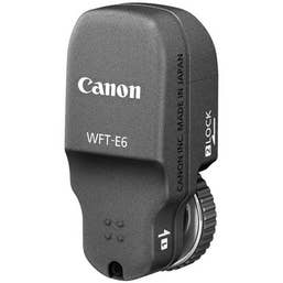 Canon WFT-E6 Wireless File Transmitter for 1DX