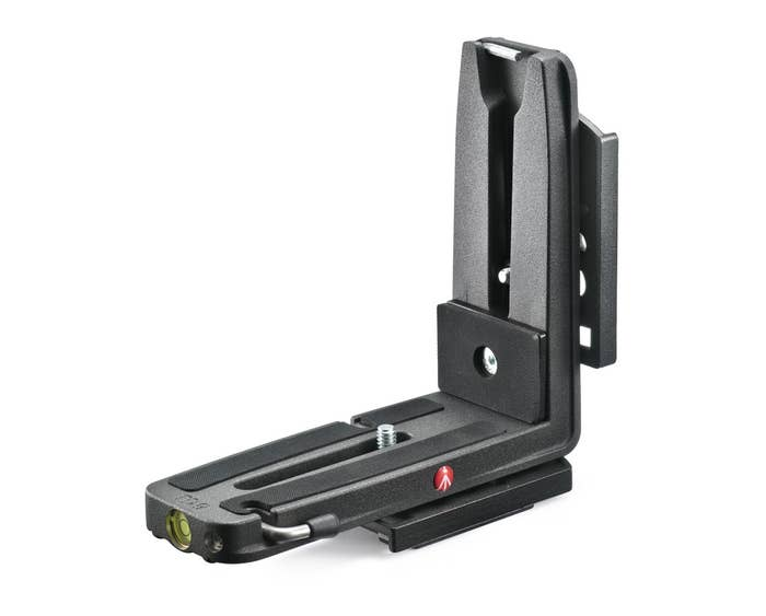 Manfrotto MS050M4-RC4 L Bracket With RC4 Quick Release Plate