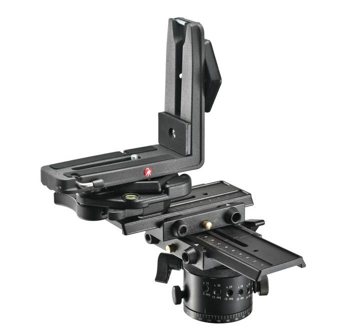 Manfrotto MH057A5 Virtual Reality and Panoramic Pro Head