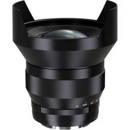 Zeiss Distagon T* 15mm f/2.8 ZE Lens - Canon Mount