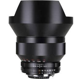 Zeiss Distagon T* 15mm f/2.8 ZF.2 Lens - Nikon Mount
