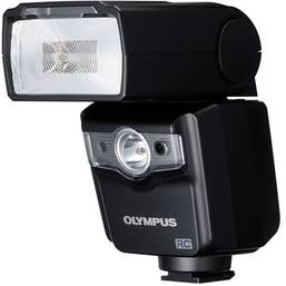 Olympus FL-600R Wireless and Movie Light Flash for OM-D Series