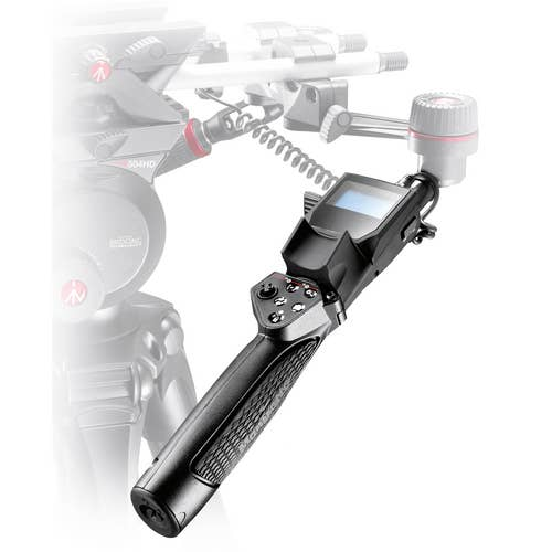 Manfrotto SYMPLA MVR911EJCN Deluxe Electronic Remote Control for Canon