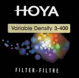 Hoya 62mm Variable ND Filter