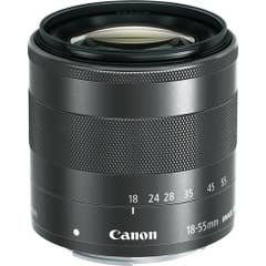 Canon EF-M 18-55mm f/3.5-5.6 IS STM  (White Box)
