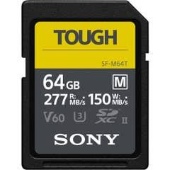 Sony 64GB UHS II M Tough Series SD Card
