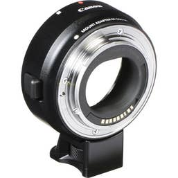 Canon EF-M Lens Adapter Kit for EF and EF-S lenses for EOS-M