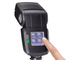 Metz Mecablitz 52 AF-1 TTL Touchscreen Shoe Mount Flash - Sony  (MTZ5231603)