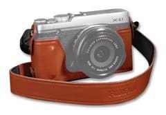 X-E2s / X-E2/ XE-1 Half Case FujiFilm - Brown  (BLC-XE)