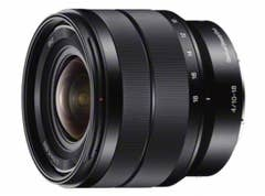 Sony E 10-18mm F4 Lens to suit NEX Cameras