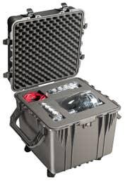 Pelican 0350 Cube Case with Foam