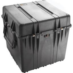 Pelican 370 Cube Case without Foam - Black