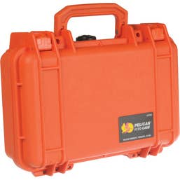 Pelican 1170 Case without Foam - Orange   (1170ONF)