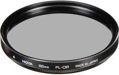 Hoya Circular Polarising 86mm Filter