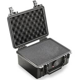 Pelican 1150 Case with Foam - Black   (1150B)